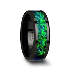 ceramic diamond rings images Ceramic wedding bands ceramic rings larson jewelers jpg