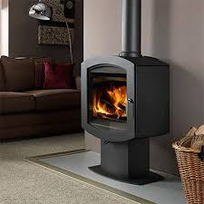 Living Rooms With Wood Burning Stoves Woodburning Stoves Our Pick Of The Best Ideal Home