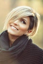 layered buzzed bob hair 20 most flattering asymmetrical bob hairstyles shaved bob side