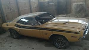 dodge challenger project 1971 dodge challenger rt project car
