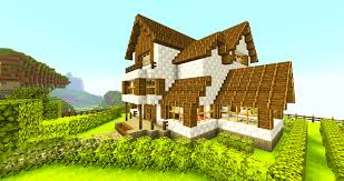 minecraft wallpapers house by nsgeo deviantart com on