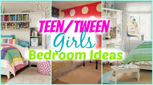 Teenage Girl Bedroom Ideas Decorating Tips YouTube - Decoration ideas for teenage bedrooms