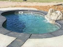 Backyard Pools Prices Inground Swimming Pools Cost Estimate Building A Backyard Swimming
