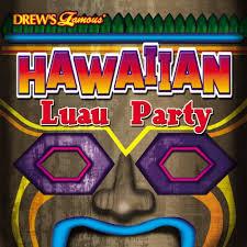 hawaiian luau party the hit crew hawaiian luau party compact disc