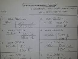 ninth grade lesson dimensional analysis factor label method