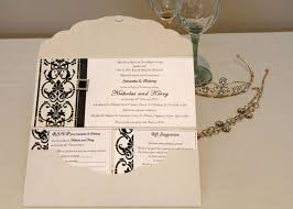 Wedding Invitation Pocket Pocket Wedding Invitations Events On Paper