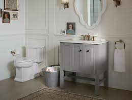 Vanity Top Bathroom Sinks by K 2779 8 Ceramic Impressions 31 Inch Rectangular Vanity Top
