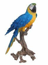 plastic resin birds garden statues ornaments ebay