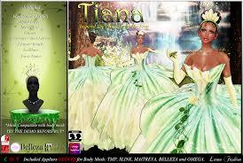 marketplace lamu fashion gown tiana princess