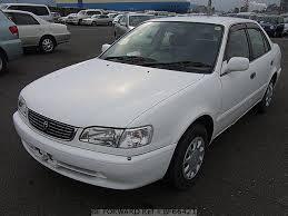 toyota corolla used for sale used 2000 toyota corolla sedan gf ae110 for sale bf66421 be forward