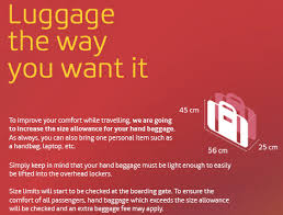 iberia increases carry on allowance one mile at a time