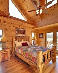 Cabin Bedroom Furniture How To Design A Rustic Bedroom That Draws You In