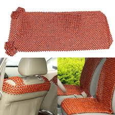 car chair covers car styling rosewood bead front seat massages cover auto