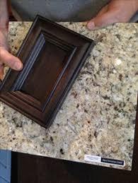 Kitchen Cabinet Backsplash Sallyl Elizabeth Kimberly Design Beautiful Espresso Colored