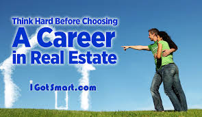 seattle real estate agent think hard before choosing a career in