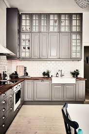 ikea light oak kitchen cabinets gorgeous ideas about gray kitchen cabinets best for