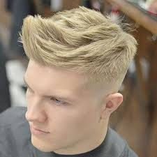textured top faded sides how often should you get a haircut haircuts hair style and man hair