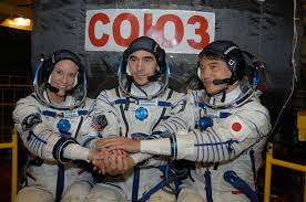 Sojuzs51 by Upgraded Soyuz To Ferry Three To Space Station In Extended Orbital