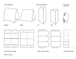 table tent template word table tents in word modern coffee tables and accent tables
