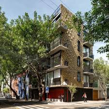 No More Ugly Apartment Buildings  Designs Refreshing The - Apartment complex designs