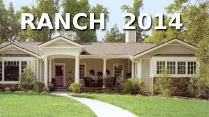7 ranch home exterior designs traditional home 1950s ranch
