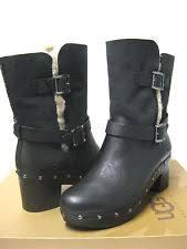 womens boots size 11 uk ugg black boots womens size 11 m ebay