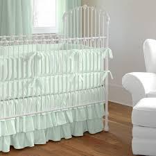 Mint Green Crib Bedding Mint Crib Bedding Mint Baby Bedding Carousel Designs