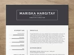 A Resume Template On Word 20 Beautiful Free Resume Templates For Designers