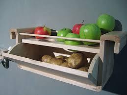 wall fruit basket wall mounted kitchen storage rack kellan wall mount storage