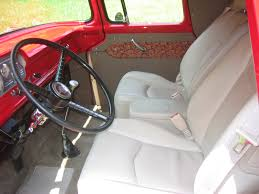 Ford Truck Interior Done And Delivered Doug Jenkins Garage