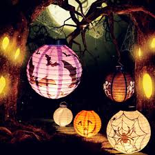 online get cheap lighted halloween decorations aliexpress com