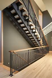 different stairs design wood paneled bookshelf staircase