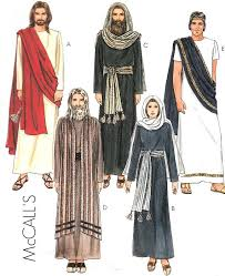 high priest costume costume sewing pattern size small 31 1 2 32 1 2 play jesus