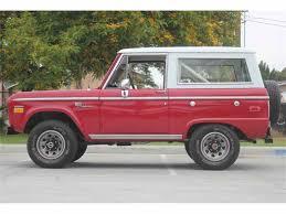 1971 ford bronco for sale classiccars com cc 990262