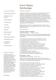 Sample Designer Resume by Download Web Designer Resume Sample Haadyaooverbayresort Com