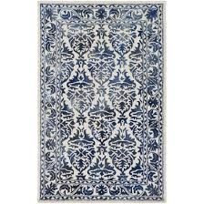 Navy White Area Rug Off White Area Rug Roselawnlutheran