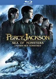 Percy Jackson y El Mar de los Monstruos [BD25]