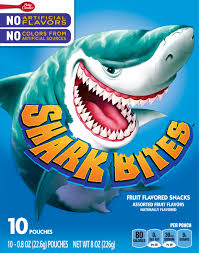 Betty Crocker Halloween Fruit Snacks Betty Crocker Shark Bites Fruit Flavored Snacks Assorted Flavors