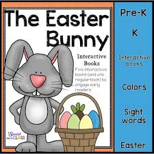 easter bunny books adapted books easter bunny readers by a special of class tpt