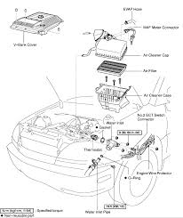 1999 lexus rx300 motors where is the thermostat on a 99 lexus rx300