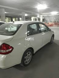 nissan sedan 2009 nissan tida 2009 model qatar living