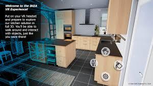 New Ikea Walk Through Your New Ikea Kitchen Virtually With Htc Vive U2013 Eftm