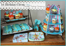 first birthday circus my life according to pinterest one derful bday bash oriental