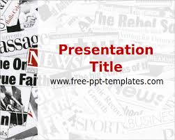 15 powerpoint newspaper templates u2013 free sample example format