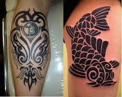 63 perfect tribal tattoos on leg