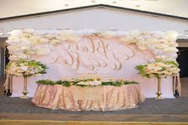 wedding backdrop ideas vintage 3 favorable wedding backdrops design arrangement wedding ideas