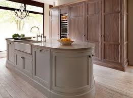 Handmade Kitchen Cabinets by Curved Cabinets A Kitchen And Bathroom Trend Elwood Flair