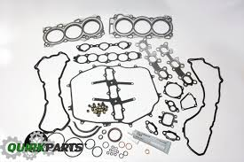 nissan 350z engine rebuild 2003 2005 nissan 350z engine overhaul rebuild full gasket kit oem