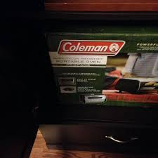 Portable Toaster Oven Best Coleman Portable Toaster Oven For Sale In Vaughan Ontario