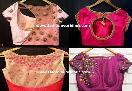 blouse designs blouse designer patterns designs by soucika fashionworldhub